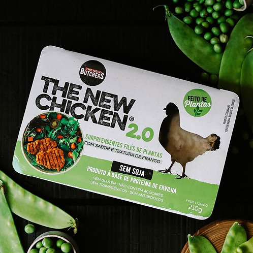 Frango The New Chicken 2.0 - The New Butchers