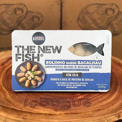 Bolinho de Bacalhau The New Butchers