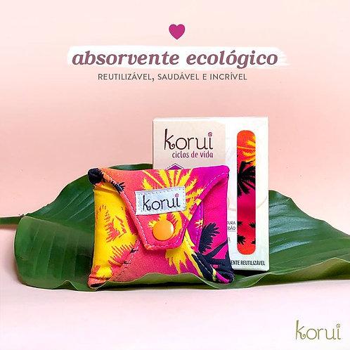 Absorvente Ecológico - Korui