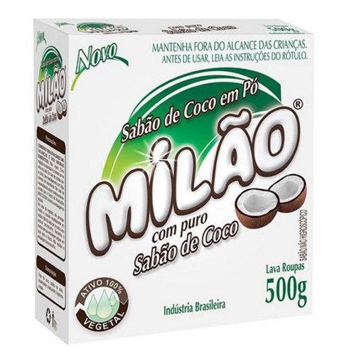 Sabão de Coco em Pó 500g - Milão