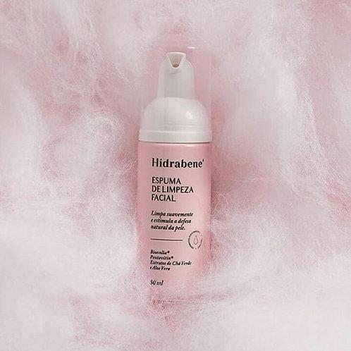 Espuma de Limpeza Facial - Hidrabene