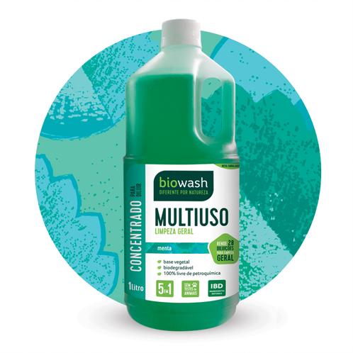 Multiuso Concentrado - Biowash