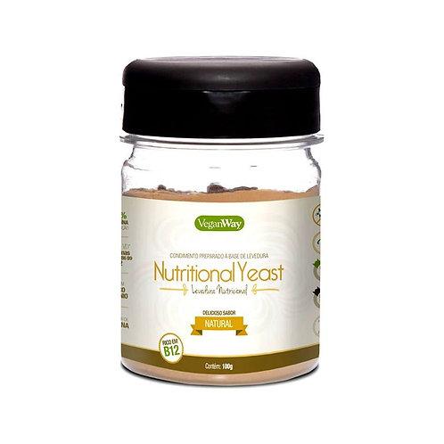 Nutritional Yeast - Natural 100g - Vegan Way