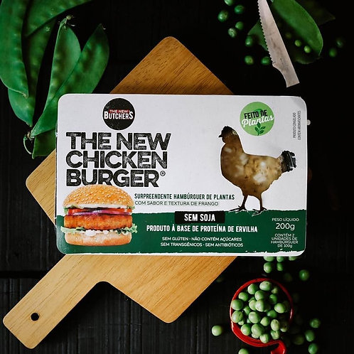 Hambúrguer The New Chicken - The New Butchers