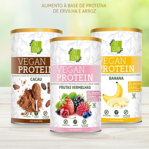 Vegan Protein Lata - Eat Clean