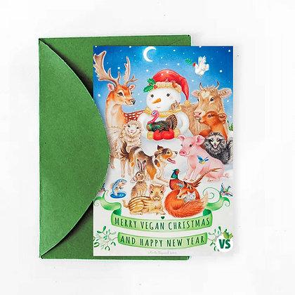 Cartão de Presente - Natal