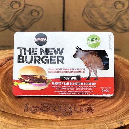 Hambúrguer The New Butchers