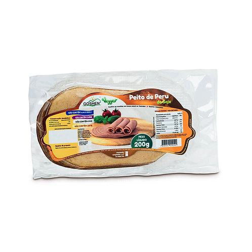 Peito de Peru de Soja Vegano - Goshen
