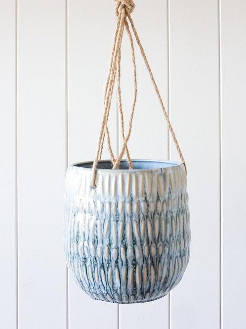 Bodrum Hanging Pot/Planter 17 x 16cm