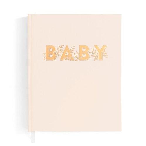Baby Book - Buttermilk