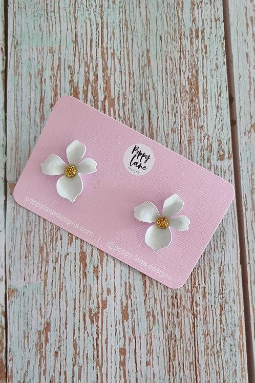 Small Flower White