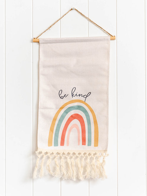 Wall Hanging - Be Kind