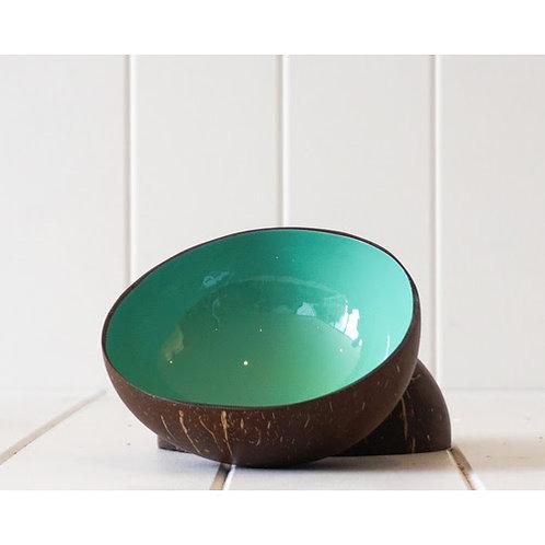 Decor Bowl - Coconut Bowl - Teal