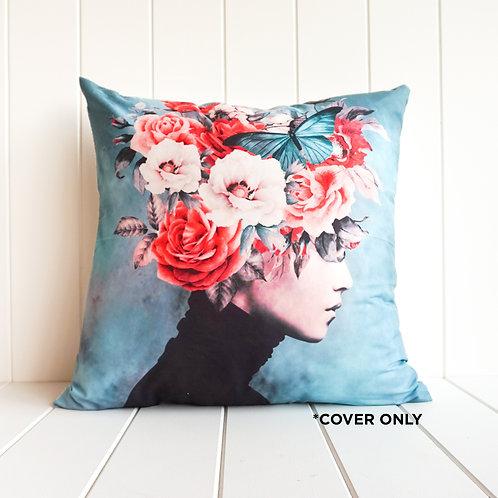 Indoor Cushion Flowering Headpiece