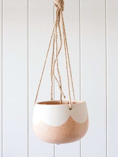 Crete Hanging Pot/Planter