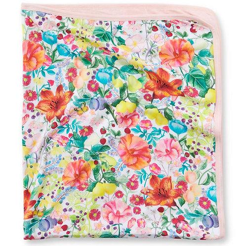 Abundance Organic Cotton Stroller Blanket