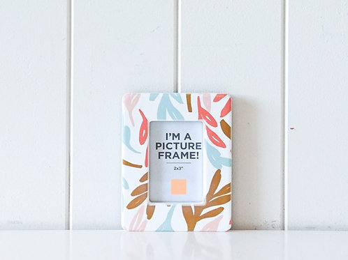 Photo Frame - Leaves - Mini