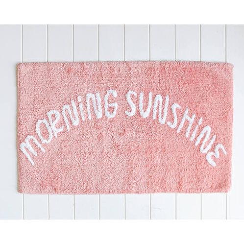Morning Sunshine Bath Mat