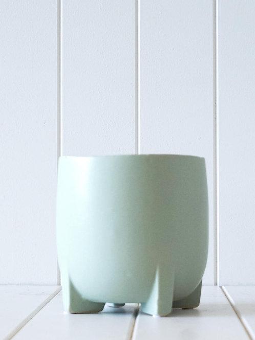 Mint Three legged Pot/Planter