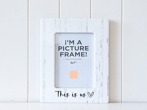 Photo Frame - This is Us