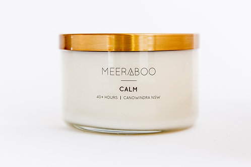 Calm - Large Candle