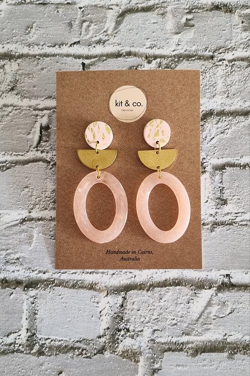 Sandra - Dangle Earrings