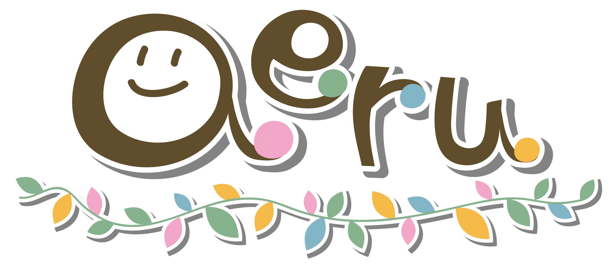aeru様ロゴ