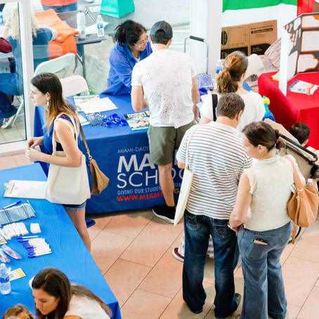 Plan Ahead: A Guide to the Miami Schools Fair & Conference