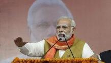 Prime Minister Narendra Modi address the nation amid the spread of the coronavirus disease (COVID-19)