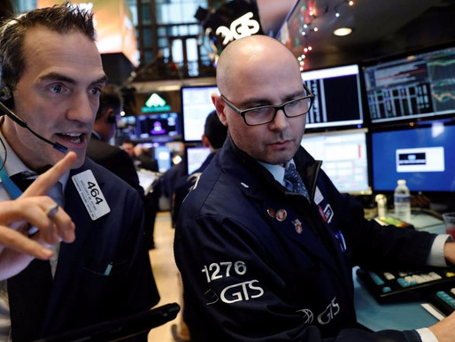 TECH STOCKS RECOVERY COULDN'T HELP WALL STREET