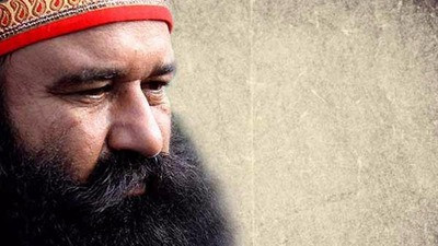 DERA CHIEF RAM RAHIM GROWS VEGETABLES FOR RS.20/DAY