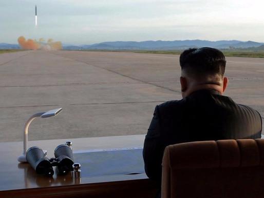 NORTH KOREA'S THREAT TO LOOM LARGE