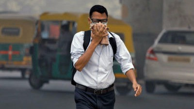 POLLUTION THE REASON FOR DELHI 'CRISIS SITUATION'?