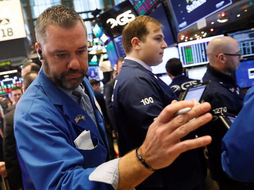 WALL STREET ON RECORD HIGH WITH JOB DATA
