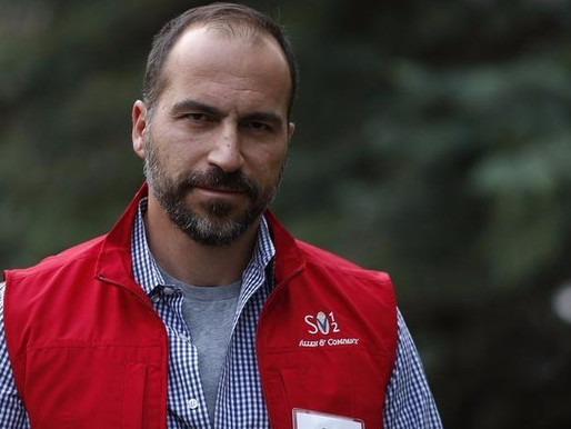 UBER CEO TO MEET HEAD OF LONDON'S TRANSPORT