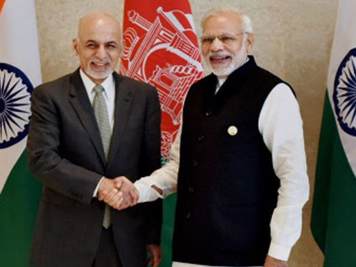 INDIA IS THE MOST RELIABLE PARTNER OF AFGHAN