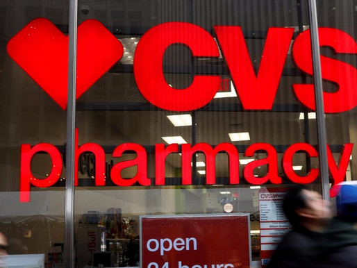 CVS ASKS FTC TO REVIEW ANTITRUST ISSUE WITH AETNA