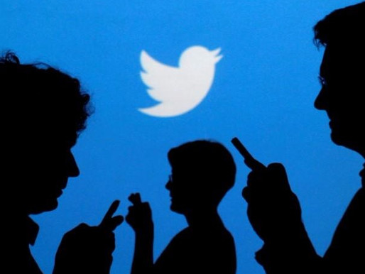 TWITTER WEEDS OUT ACCOUNTS PROMOTING TERRORISM