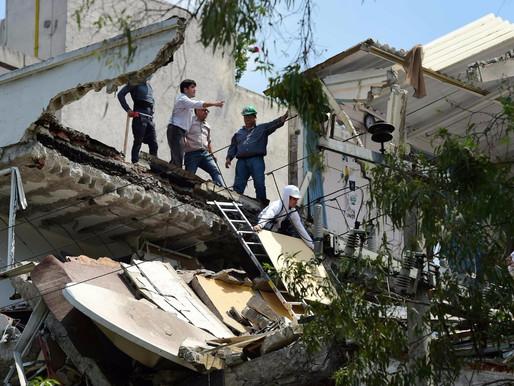 7.1 MAGNITUDE EARTHQUAKE HIT MEXICO, NEARLY 140 KILLED