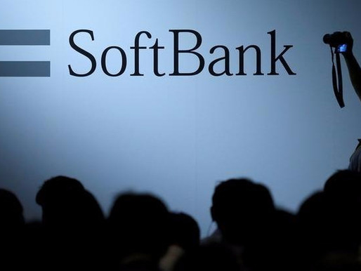 SOFTBANK TO BUY UBER AT A DISCOUNTED PRICE