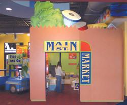 Main St. Market: Discover My World