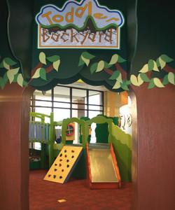 Toddler Backyard: Discover My World