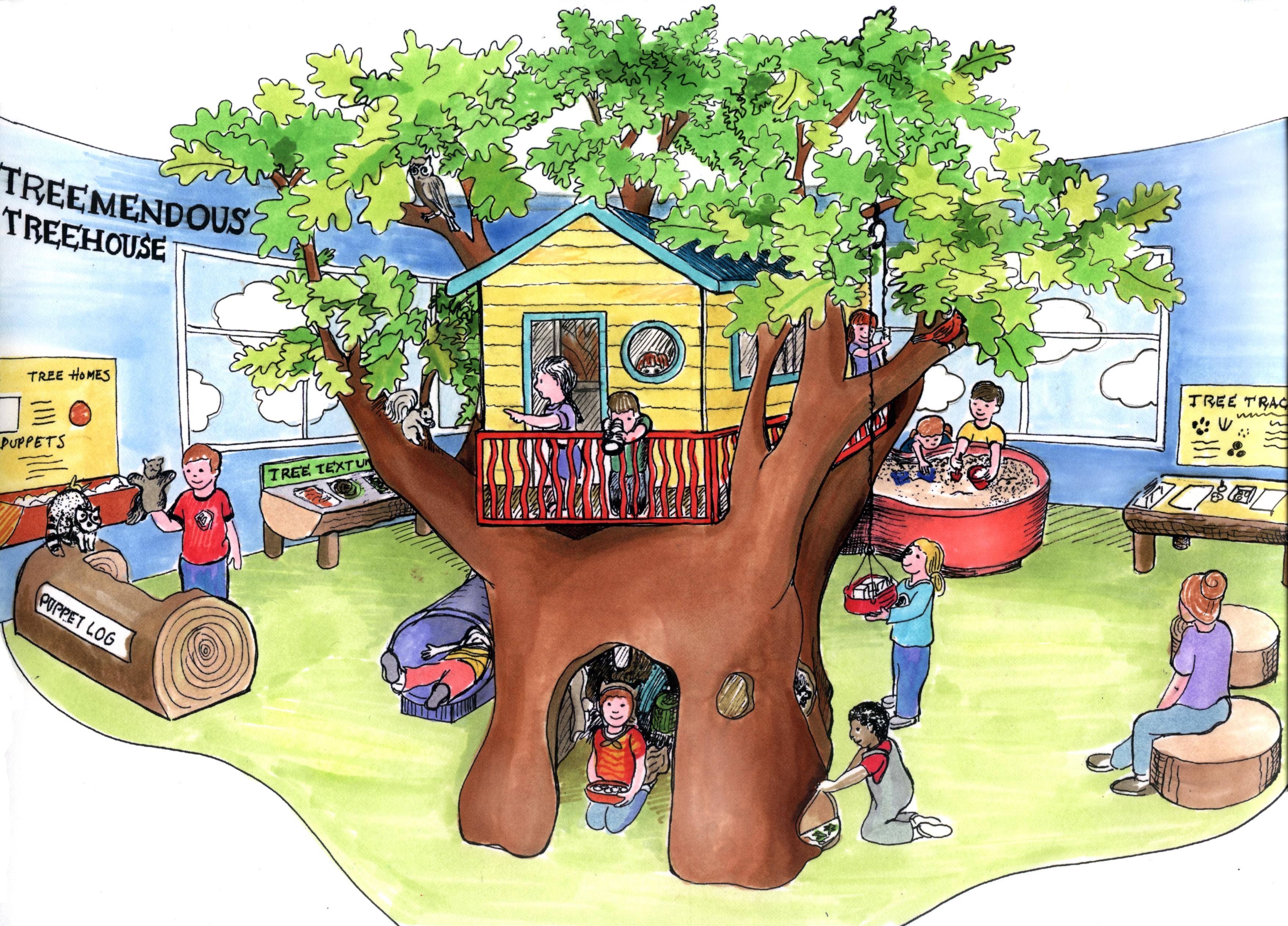 Conceptual Design: Treehouse