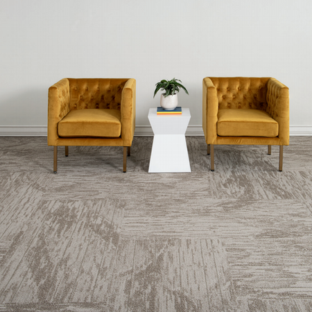 EF Contract is a flooring manufacturer specializing in budget friendly products for the commercial markets. Their products include; Broadloom, Modular Carpet Tile, LVT and Kinetex
