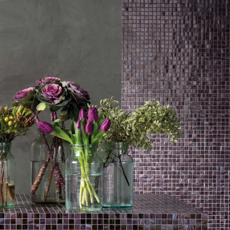 Mosaico+ explores all the expresive potential of mosaics, with the aid of an all-Italian production system that combines innovative technihniques with impressive mosaic culture and tradition, specialising and investing in the quality of materials and technology.