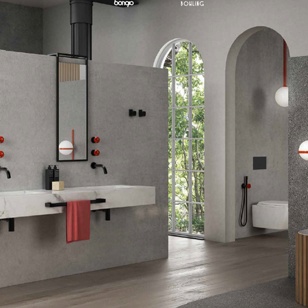 Each Bongio product is based on the concept of functional innovation. By getting to the heart of ergonomic, dynamic, energy and sustainability issues, but especially by focusing on materials engineering and practical ramifications, superb results in terms of form and design can be achieved when you are able to rely on pure artisanal expertise.