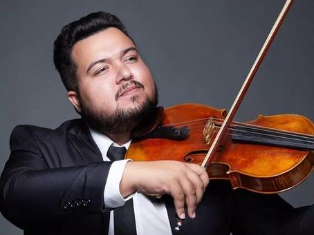 Morre aos 26 anos vítima da Covid-19, violinista da Orquestra Sinfônica de Piracicaba