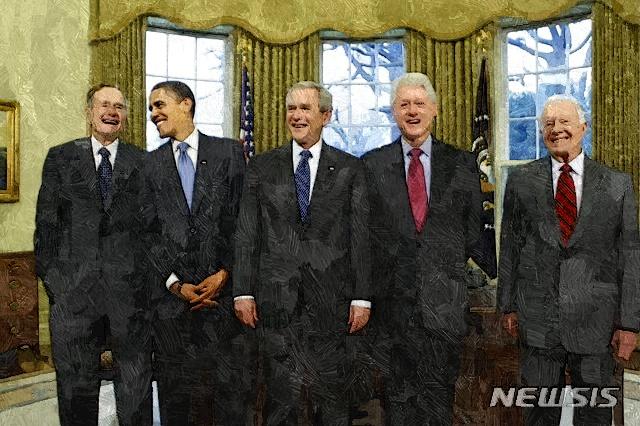 미국 전직 대통령 (4)