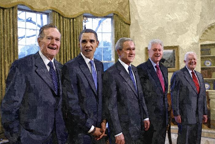 미국 전직 대통령 (2)