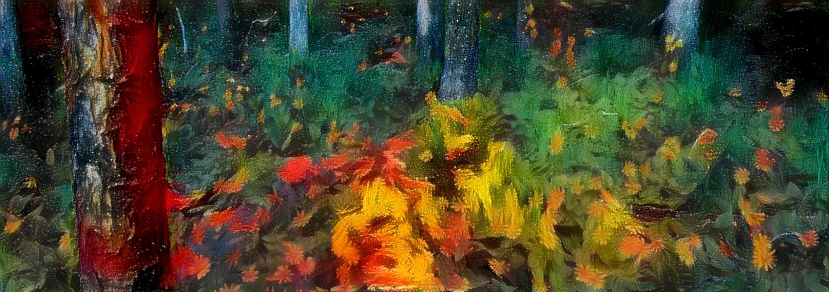 1999.10. 숲과 꽃.jpg